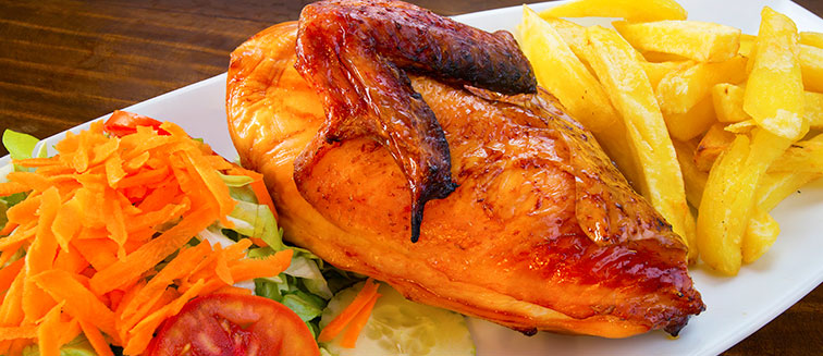 Grille Chicken