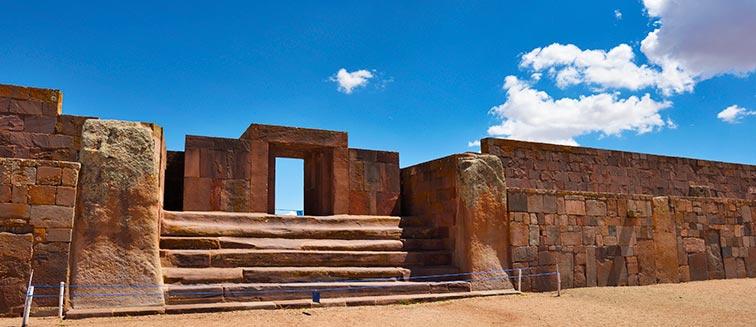 Tiahuanaco Ruins